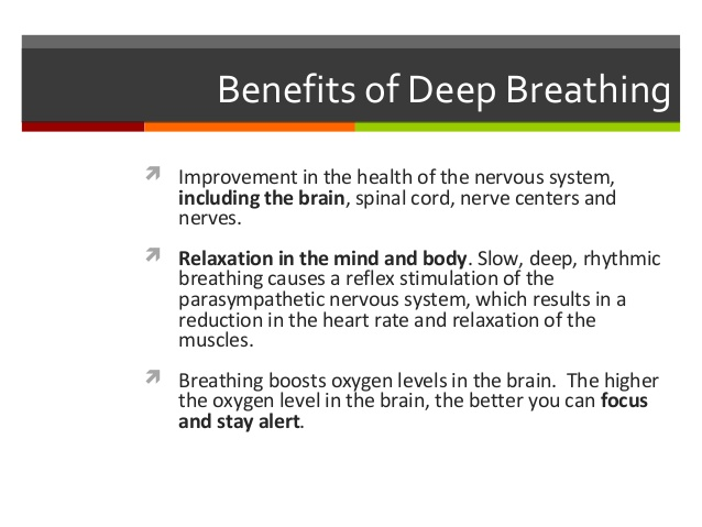 Deep-breathing