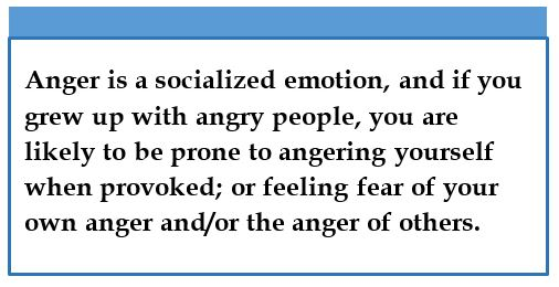 Socialized-anger
