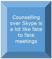 Skype-counselling