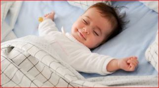 Sleeping -baby