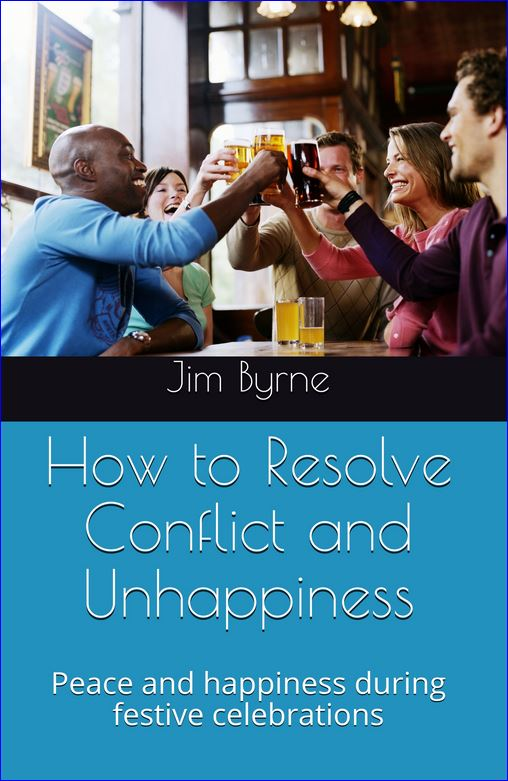 Conflict resolution book, cover