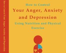 Anger, anxiety, depression, and nutrition and physical exercise, image