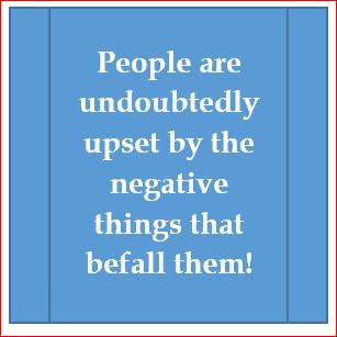 Why people become upset