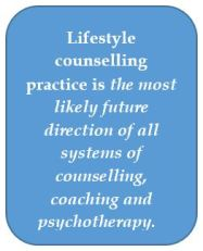Lifestyle counselling is the future