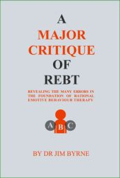 Front cover3 of reissued REBT book
