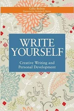 Writing therapy book cover