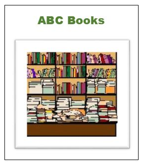 ABC Books Logo