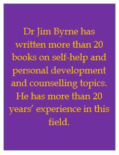 Dr Jim Byrne's qualifications in lifestyle coaching