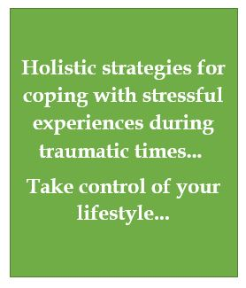 Manage lifestyle factors to reduce stress