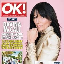 Ok magazine, Davina McColl
