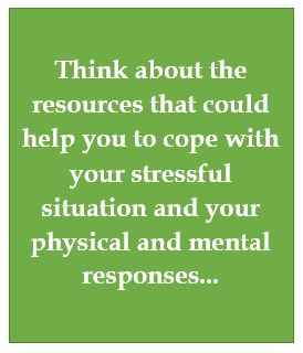Resources for coping with stress and trauma