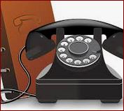 Telephone counselling image for maxi-service