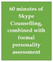 60 mins Skype counselling