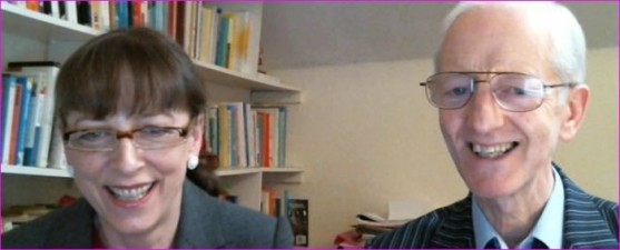 Jim Byrne and Renata Taylor-Byrne, counsellors hebden bridge
