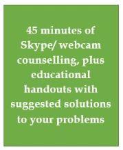 Mini skype service 45 mins