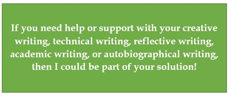 Professional support with all forms of writing and authorship skills