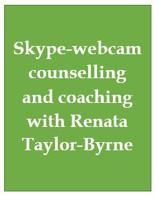 Skype counselling coaching with Renata
