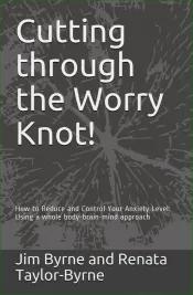 Cutting through anxiety book cover